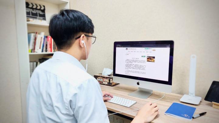 【華語文教育】專題報導/遠距教學趨勢 助臺灣海外華語文數位教學優勢