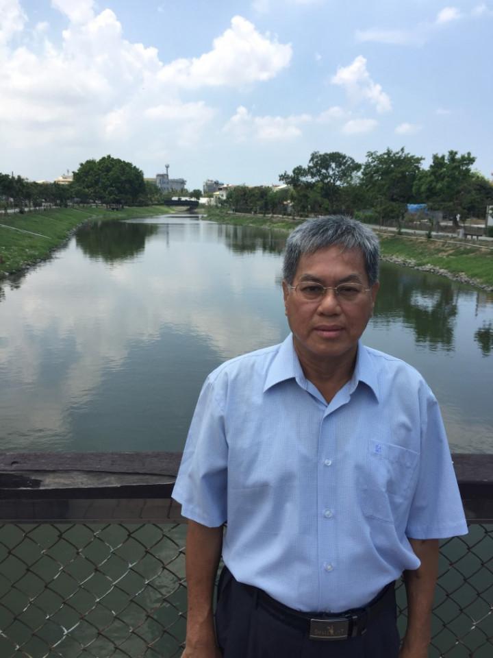 涓滴守護 韌性台灣 水利節表揚29位傑出貢獻人員-許永聖