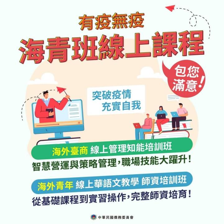 海青班多元方案-線上課程報名