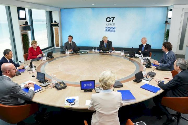 美官員﹕G7就中國傾銷與人權問題達共識