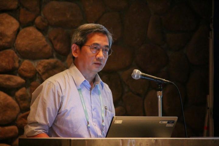 涓滴守護 韌性台灣 水利節表揚29位傑出貢獻人員-鄭克聲