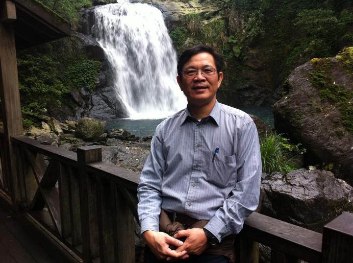 涓滴守護 韌性台灣 水利節表揚29位傑出貢獻人員-楊明祥