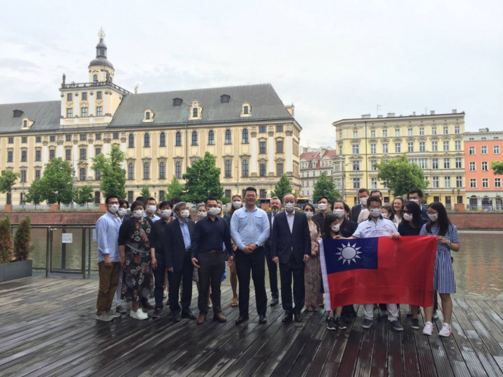 波蘭台灣商會舉行「第26/27屆會員大會暨端午節聯歡餐會」