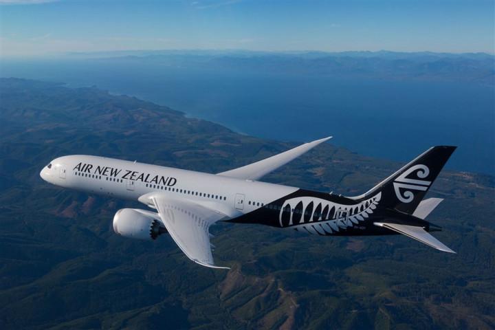 photo courtesy of Air New Zealand