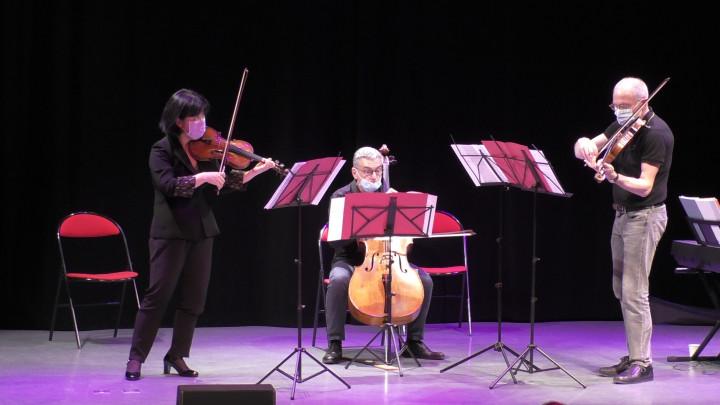 大小提琴演奏韋瓦第的La Follia