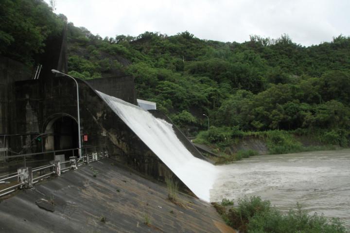 台南降雨水情好轉 水利單位加強防汛