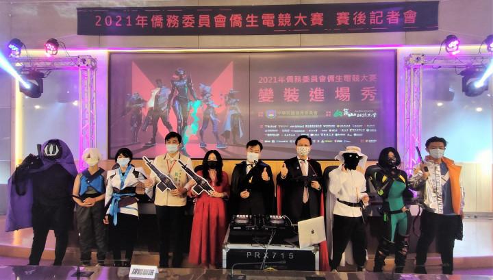 【華語文教育】專題報導/用年輕的方式打動年輕人 僑委會出新招