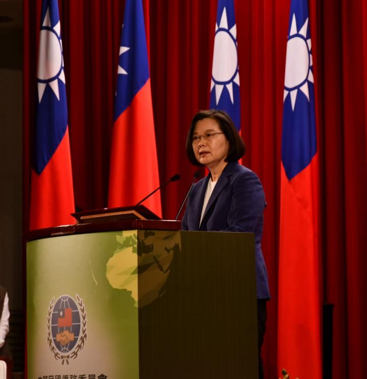 Taiwan Office in Thailand clarifies President Tsai's vaccine remarks