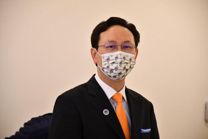 攜手度過疫情 僑委會將發給住院與確診僑生慰問金