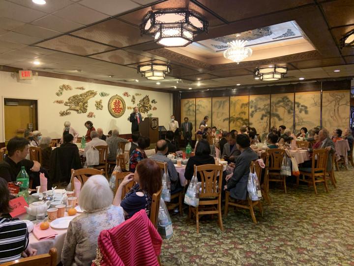 羅省李氏敦宗公所慶祝「雙親節」晚宴活動
