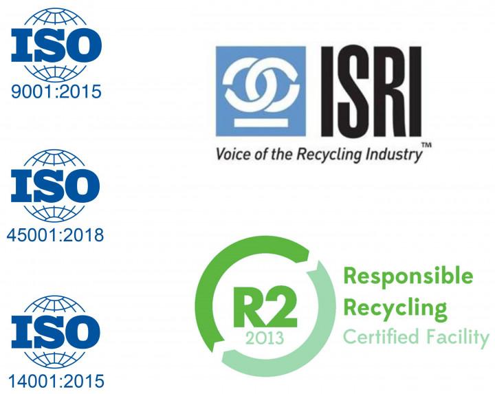 RDI通過各項國際認證