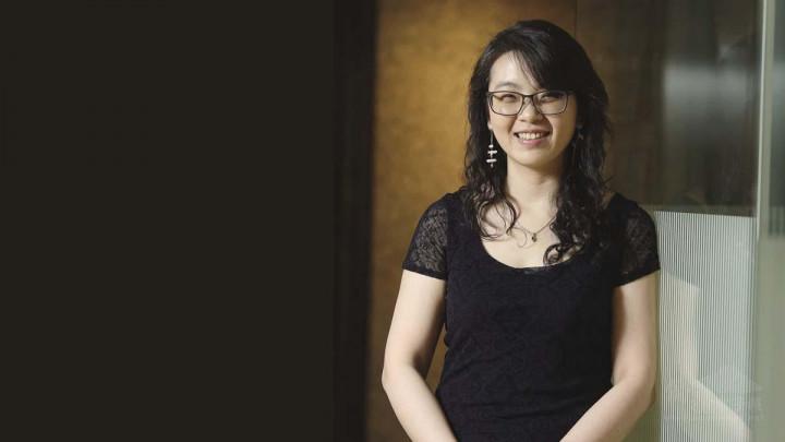 僑務委員會首屆「全球青商潛力之星」得主Cortilia Lin