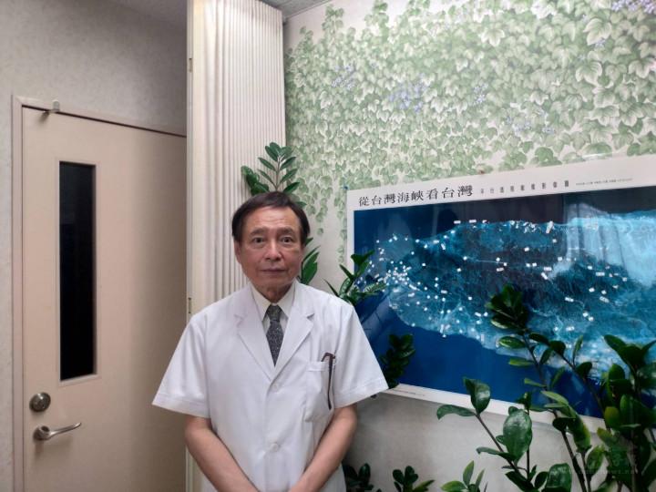 王輝生募40萬口罩送日本