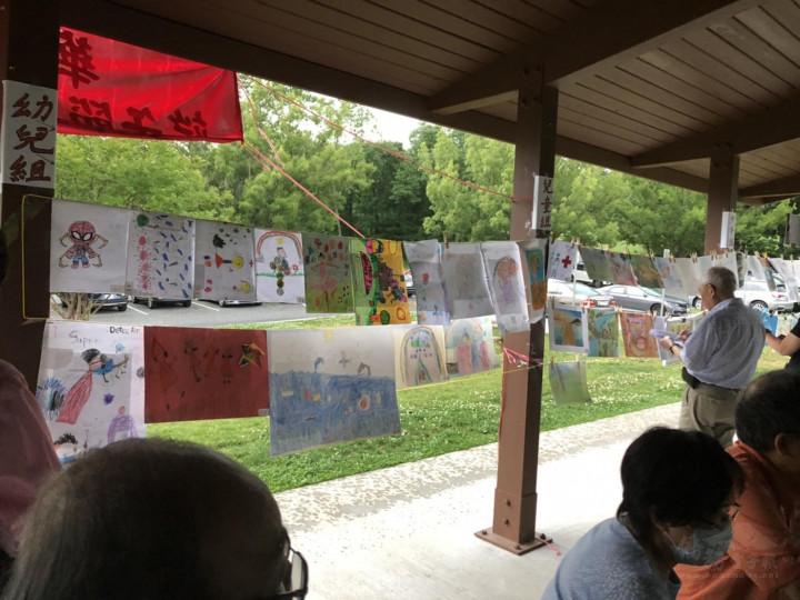 兒童繪圖比賽參賽作品