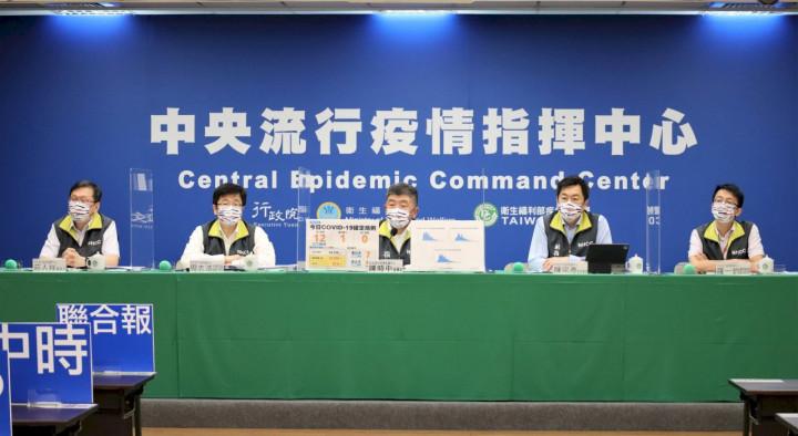 中央流行疫情指揮中心25日公布最新出爐的COVID-19疫苗接種政策