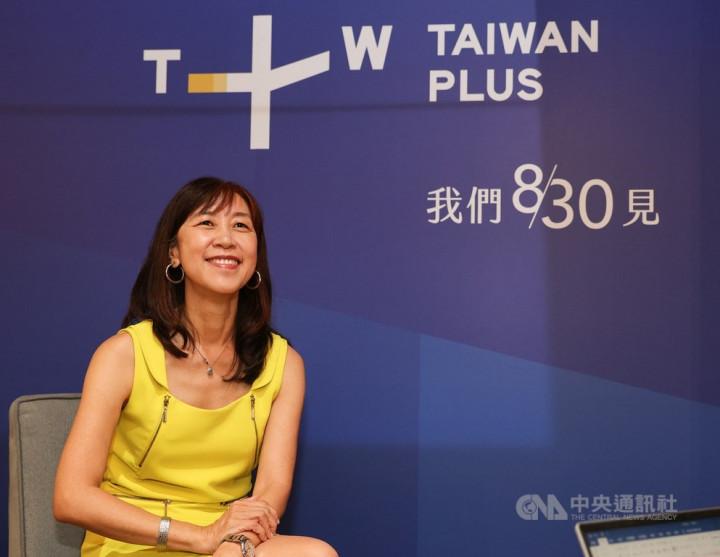 Joanne Tsai. CNA photo July 30, 2021