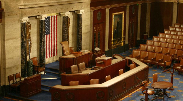 Picture taken from United States House of Representatives