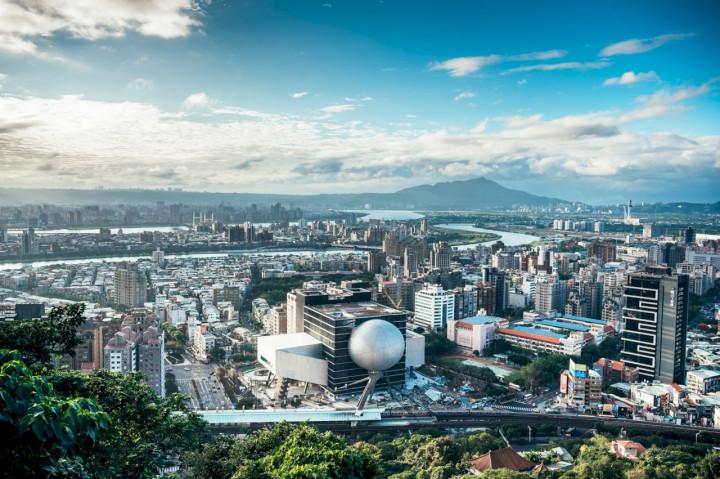 即將於2022年開幕的台北表演藝術中心,也被時代雜誌評選為造訪台北時值得一去的景點。(北藝中心提供)