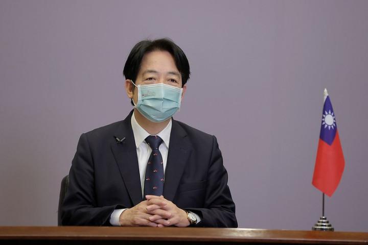 賴清德副總統21日以錄影方式參加「2021亞洲生技大會」(BIO Asia–Taiwan 2021)線上開幕