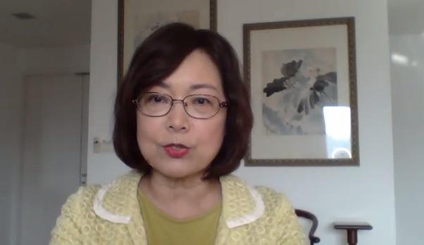 洪慧珠大使於「馬來西亞—臺灣漢語方言國際學術研討會」中致詞