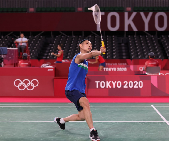 Badminton player Tai Tzu-ying.