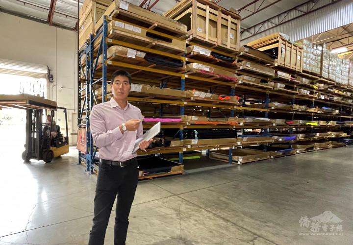 宏觀國際公司是全美規模最大的彈性合成橡膠布供應商