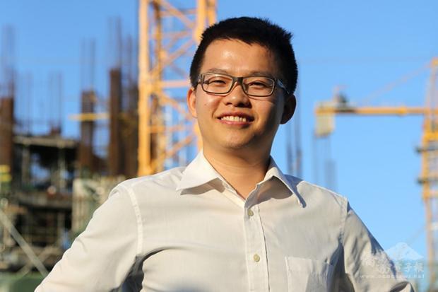 當時 28 歲的林志緯赴菲律賓創業,追逐自己的夢想
