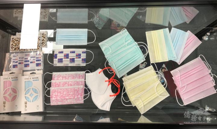 Bella Medical Supplies生產各式口罩