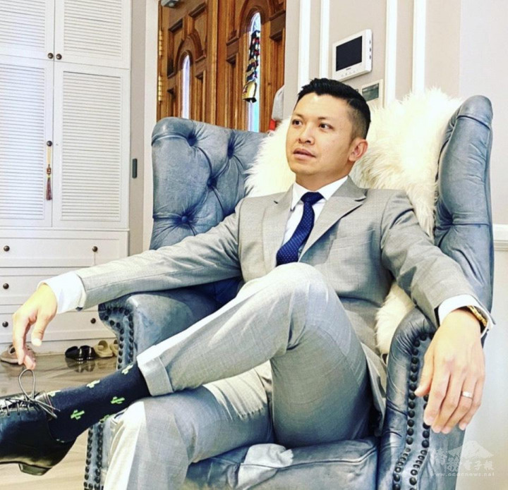 越南青商潛力之星  袁紹庭青出於藍而勝於藍