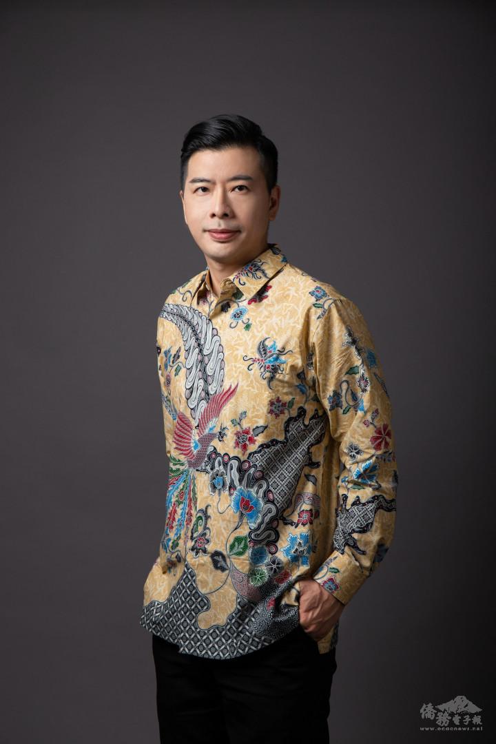 印尼青商潛力之星楊順凱