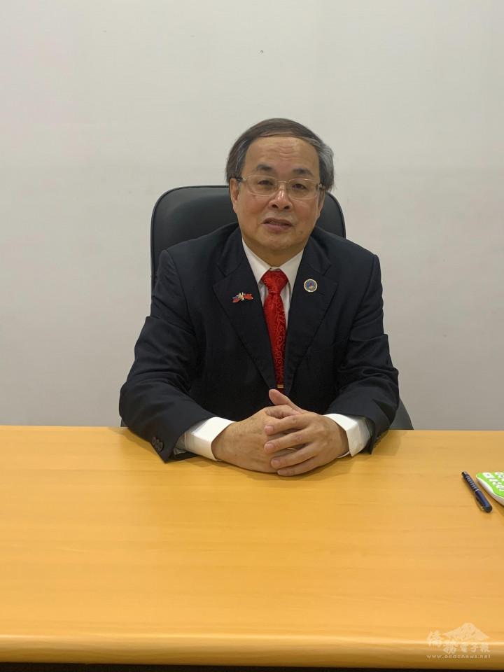 亞洲臺灣商會聯合總會總會長江福龍