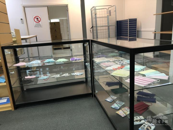 Bella Medical Supplies產品展示櫥窗