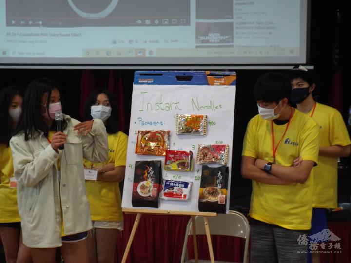 文化導覽志工分組簡報-泡麵組