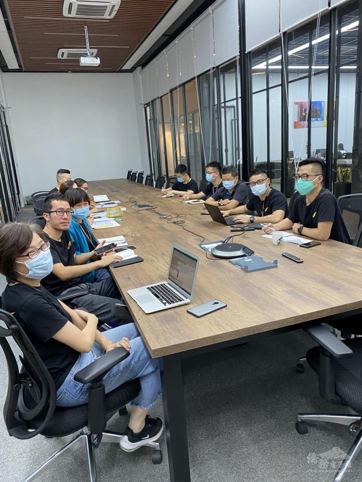 袁紹庭執行長於集團與眾不同、勇於創新的年輕團隊