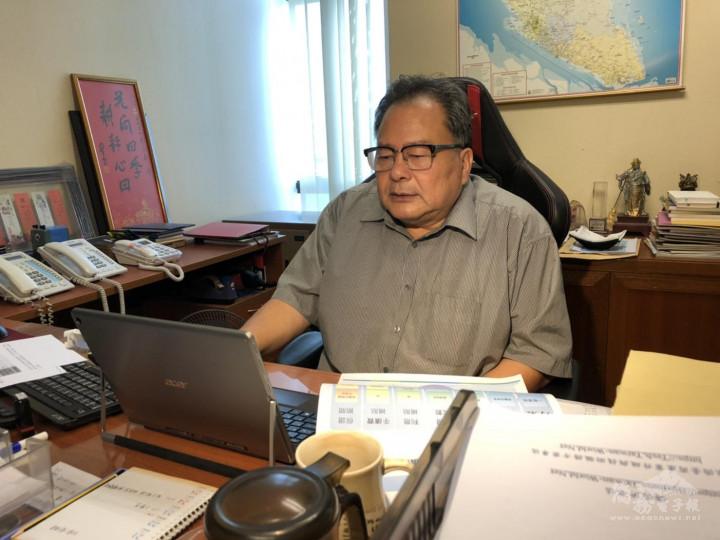 馬來西亞代表處僑務組舉辦「僑胞權益暨僑委會產業升級、產學合作服務方案」線上推廣說明會