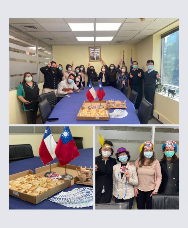 慶祝智利國慶~認識智利傳統系列La empanada餡餅