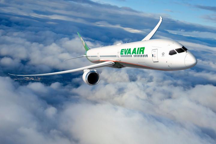 長榮航空獲美國知名旅遊雜誌「Travel+Leisure」評選為2021全球最佳國際線航空公司第3名,較去年第4名成績進步。(長榮航空提供)