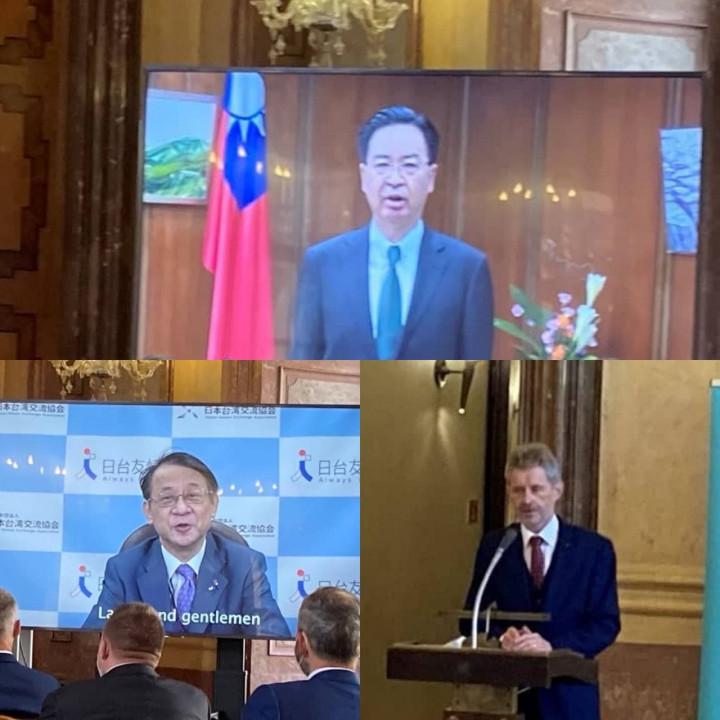「全球合作暨訓練架構」首次在捷克辦理研討會