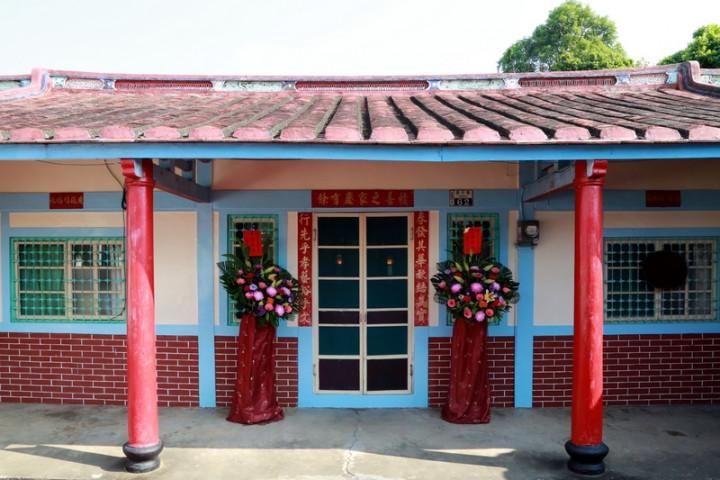 名列台南市歷史名人的已故西拉雅詩人羊子喬,早年在台灣詩壇大放異彩,也在西拉雅正名及原住民文化推動有非常重要的地位;他位於台南市佳里區的故居17日掛牌。(台南市政府提供)