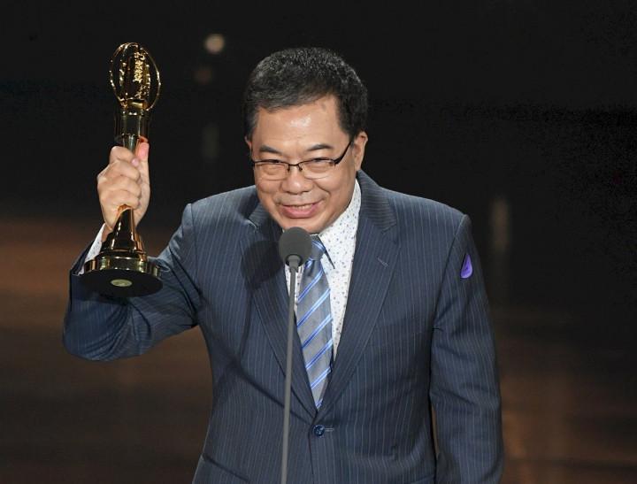 第56屆廣播金鐘獎25日晚間揭曉得獎名單,其中特別貢獻獎頒給資深廣播人丁文祺。(三立電視提供)
