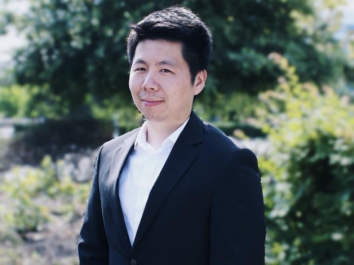 疫情改變職場生態,北加州台灣青商會將於10月2日在加州聖荷西舉行「2021求職博覽會」,集結在美國的台灣人力量,以專業人脈,幫助海外台灣人在以線上應徵為主流的求職環境勝出。圖為會長范振崴。(北加州台灣青商會提供)