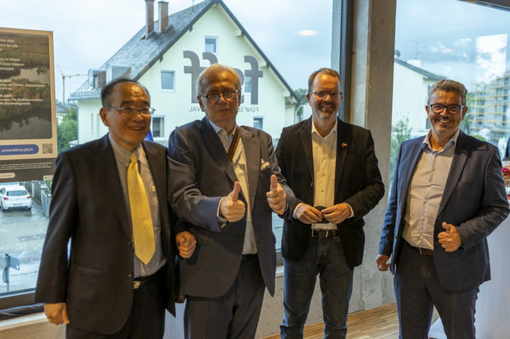 駐慕尼黑辦事處總領事許聰明受邀參加2021年德南五湖電影展