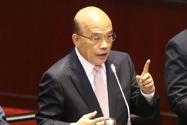 Premier's policy address delayed by opposition lawmaker boycott