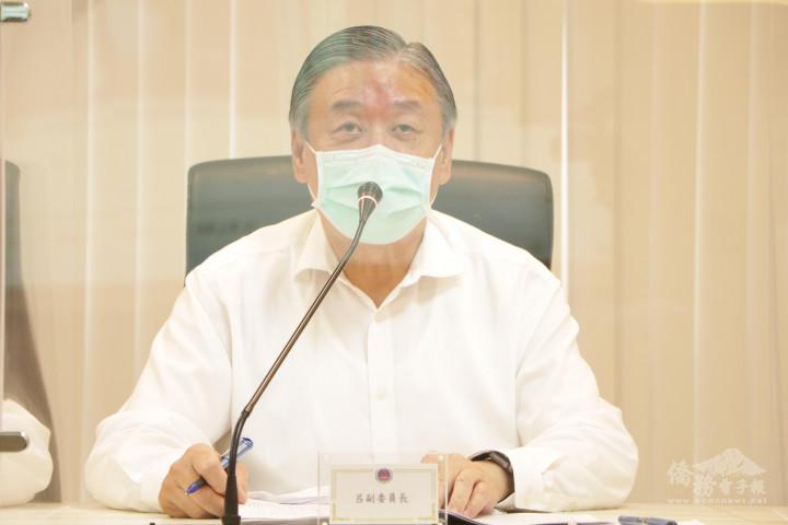 副委員長呂元榮致詞