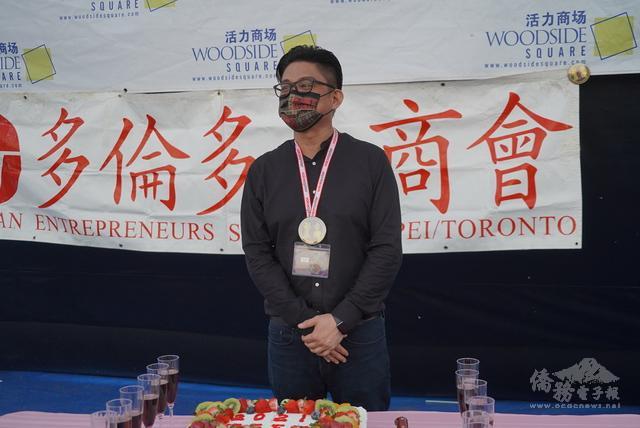 第三屆臺灣影展主席徐弘益致詞