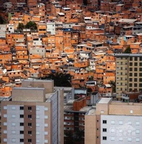 具有百年paraisopolis貧民窟現況
