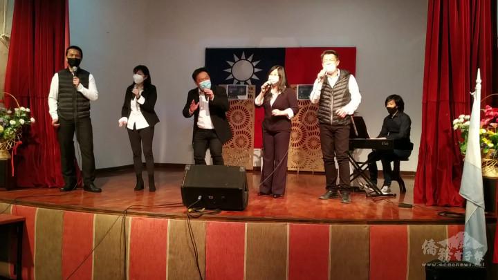 阿根廷基督長老教會雅歌團契歌唱隊 以多聲部合唱 詮釋臺灣經典歌曲望春風