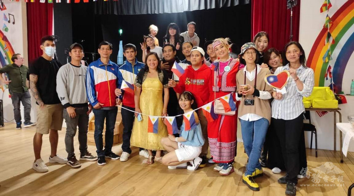 Taiwanese Community and Filipino Community
