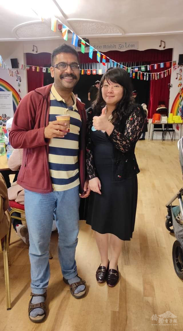 Host Dr. Angel Cheng (TIA Chairperson) and local pharma chemist Rakesh Reddy