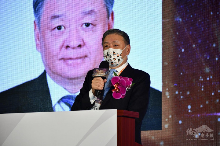 僑委會呂元榮副委員長表示將繼續與世總密切合作,持續推動臺商與臺灣共同發展